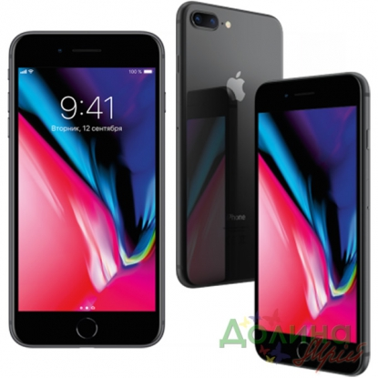Смартфон Apple iPhone 8 Plus 64GB Space Gray (MQ8L2RM/A)