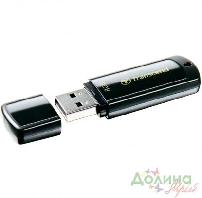 Флешка 8GB Transcend JetFlash 350 (TS8GJF350) USB 2.0