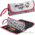 Пенал мягкий KITE 653 Monster High
