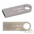 Флешка USB 2.0 (флеш-память) Flash Drive Kingston DTSE9H 32 GB (DTSE9H/32)