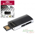 Флешка 32GB Transcend JetFlash 560 (TS32GJF560) USB 2.0