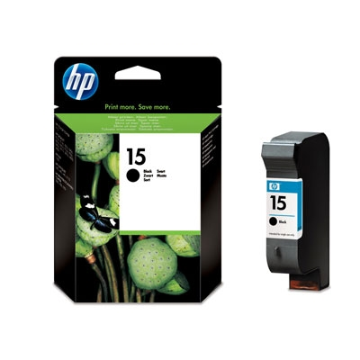 Картридж HP DJ 840C Black (C6615DE) №15