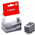 Картридж CANON Pixma iP-1600/2200/MP-150/170/450 (Black) PG-40 (0615B025)